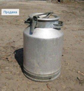 Фляг алюминиевая 40 литров
