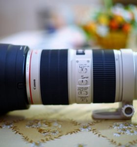Canon EF 70-200 mm F/2.8 L is USMII