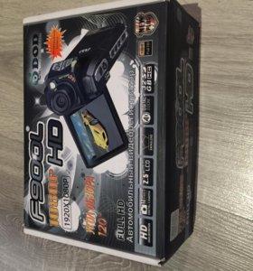 Новый видеорегистратор DOD F900LHD