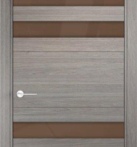 Дверь межкомнатная экошпон: Турин 10