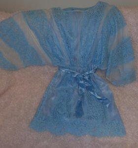 Нежное платье из французского кружева с подкладом