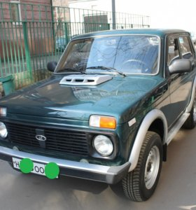 ВАЗ (Lada) 2121 (4x4) Рысь 1.7 MT (83 л.с.) 4WD