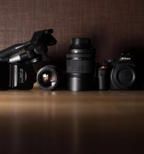 Комплект для начинающего Nikon
