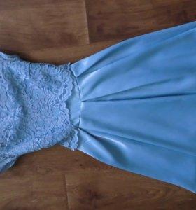 Очень красивое. нежное платье