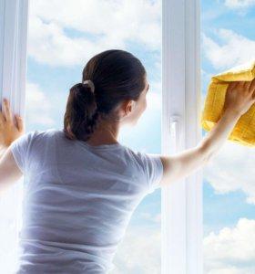 Мытьё окон и уборка в Зеленограде. Опыт 7 лет!
