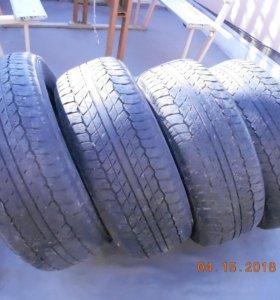 Летние шины GRANDTREK Dunlop AT22  4 штуки.