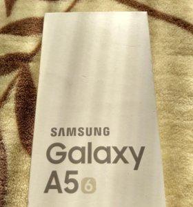 Samsung Galaxy a5 (2016г)