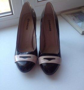 Бесплатно туфли на шпильке