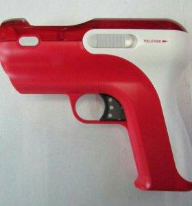 Адаптер-пистолет насадка для PS Move