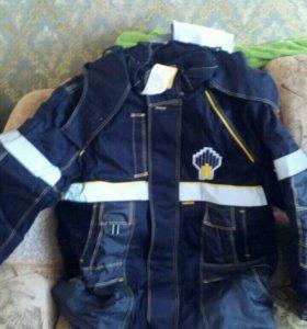 Спец одежда зимняя Роснефть