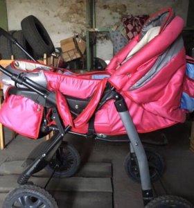 Детская коляска 0+