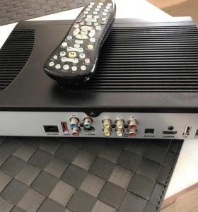 ТВ приставка HD +WIFI Билайн Роутер