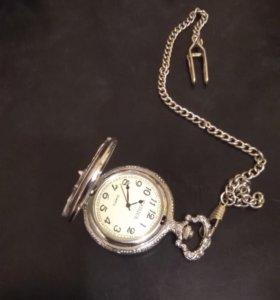 Часы с Мотоцыклом
