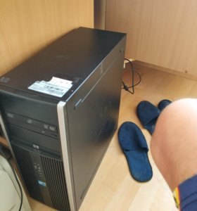 Компьютер HP Intel Core 2duo