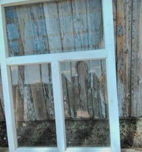 Окно для дачи 6 штук