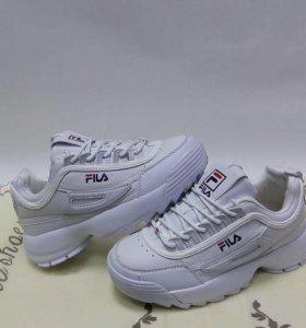 Новые кроссовки Fila женские с доставкой