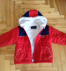Куртка детская б/у