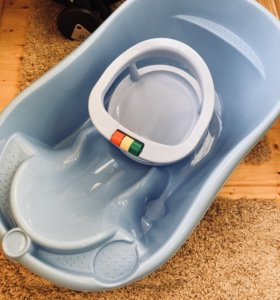 Ванна детская для купания и стульчик для купания