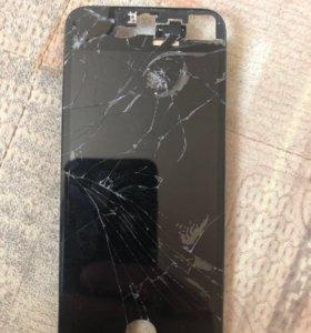 Дисплей для IPhone 5s. Оригинал