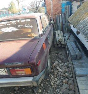 ВАЗ (Lada) 2106, 1983