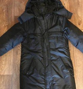 Куртка зимняя НОВАЯ для кадета