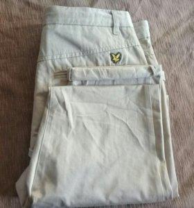 Винтажные джинсы Lyle&Scott