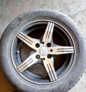 Колеса r-14 литьё