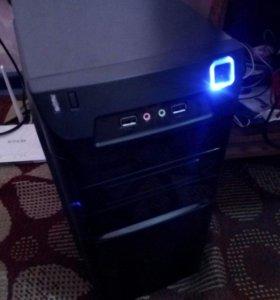 Игровой пк i5 gtx 1050TI 4GB + Монитор+девайсы