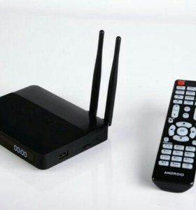 Android TV Box CSA90 на RK3368 (2Gb/16Gb). Смарт п