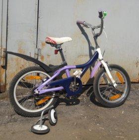 Велосипед детский WINX