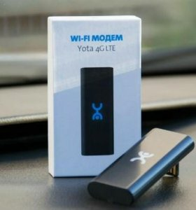 Модем 4G yota 2016