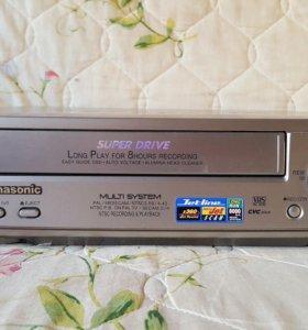 Видеокассетный плеер