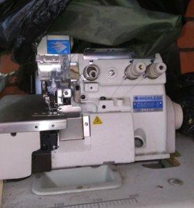 Оверлок HiGHLEAD GM 288-3