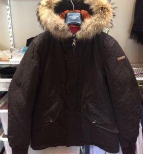 Куртка мужская Аляска 44р