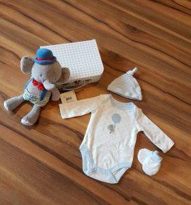 Новый набор для новорожденного Mothercare