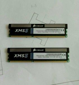 16GB DDR3, 2x8GB 1600Mhz