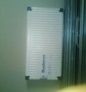 Радиаторы 2 шт. 1200 мм.