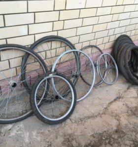 Запчасти на велосипеды