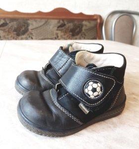 Ботинки Скороход кожа