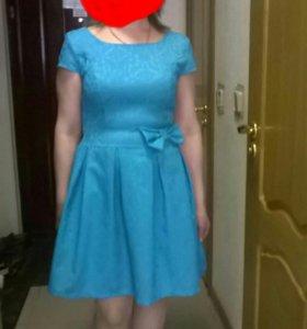 Платье 42- 44. Смотрите профиль