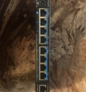 Коммутатор RVi-NS0801L Ethernet Switch