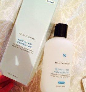 Skinceuticals blemish and age гель для умывания