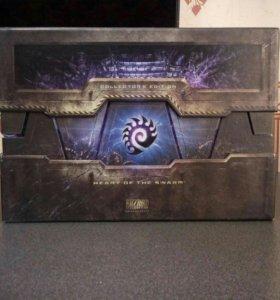 Starcraft 2 Коллекционное издание