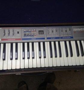 Синтезатор юность 21