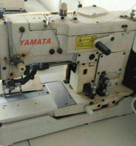 Швейная машина петельная