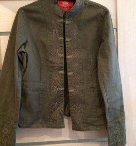 Пиджак кардиган куртка