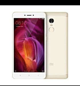 Xiaomi Redmi Note 4 4 ГБ 64 ГБ