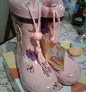 Новая обувь для Девочек.