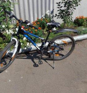 Велосипед подростковый скоростной