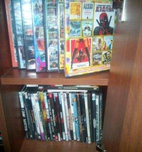 dvd диски ,